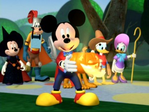 Mickey Mouse Clubhouse – Mickey's Treat (2006) – Halloween ...