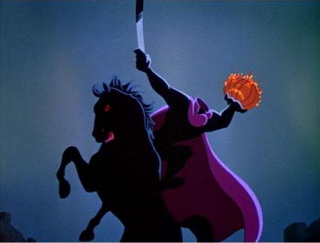 Foro De Cine La Leyenda De Sleepy Hollow The Legend Of
