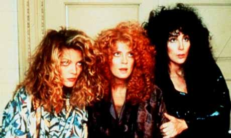 The Witches of Eastwick (1987) - 2018 Halloween Movies TV ...  Witches