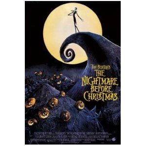The Nightmare Before Christmas (1993) Movie Poster ...