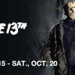 Friday the 13th Movie Marathon October 15-20, 2012 part of AMC FearFest