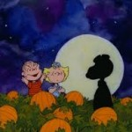 It's the Great Pumpkin, Charlie Brown scheduled to air on TV Wednesday, October 31, 2012 on ABC
