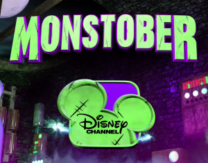 "Disney Channel's ""MONSTOBER,"" a month-long Halloween Fest, returns October 2nd-31st 2014"