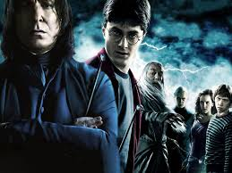 It's a Harry Potter weekend on ABC Family starting Friday night, March 28th 2014