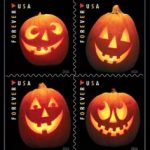 US Postal Service to issue first-ever Halloween stamps