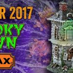 New 2017 Lemax Spooky Town Collection