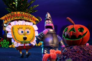 "Nickelodeon to premiere SpongeBob SquarePants Halloween stop-motion animation special: ""The Legend of Boo-Kini Bottom"""