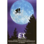 E.T.: The Extra-Terrestrial (1982) Movie Poster