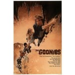 The Goonies (1985) Movie Poster, Group Chain