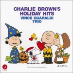 Charlie Brown's Holiday Hits Music CD