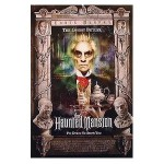 The Haunted Mansion (2003) Movie Poster, The Ghost Butler