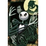 The Nightmare Before Christmas (1993) Glow in the Dark Poster