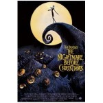 The Nightmare Before Christmas (1993) Movie Poster