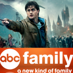"ABC Family to air a week's Worth of Witchcraft and Wizardry with ""Harry Potter Week,"" Starting Monday, October 13th"