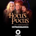 "Freeform Celebrates One of the Most Iconic Halloween Films with a Star-Studded ""Hocus Pocus 25th Anniversary Halloween Bash"""