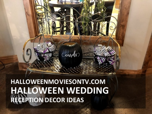 Halloween Wedding Favors