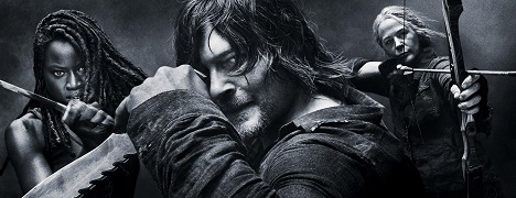 """Finale for AMC's Smash Hit """"The Walking Dead"""" Begins Sunday, August 22nd"""