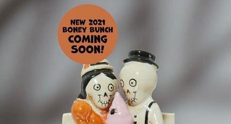 Sneak Peeks 2021 Boney Bunch